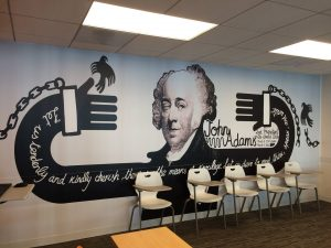 Custom Vinyl Wall Murals